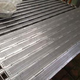 链板传送带生产厂家  金属链板
