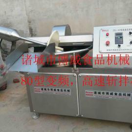 供应高效率生产鱼豆腐的机器