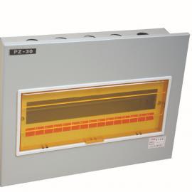 泉龙专业生产大型明装暗装PZ30配电箱-6回路