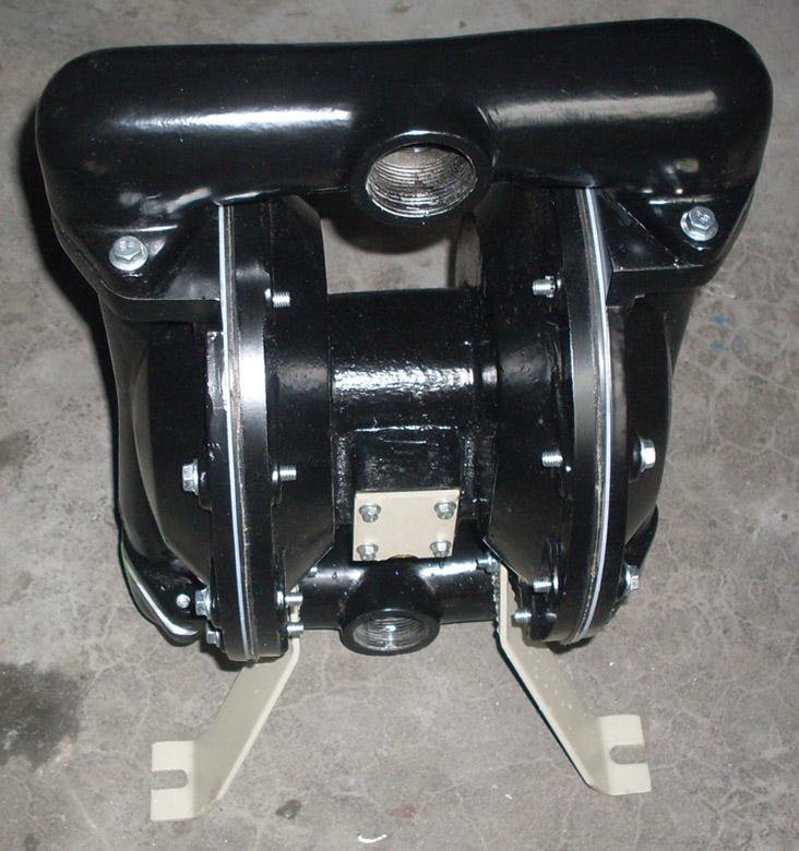 浙江永嘉隔膜泵QBY-20铝合金泥浆隔膜泵质保低价