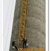 烟囱爬梯护网平台防腐