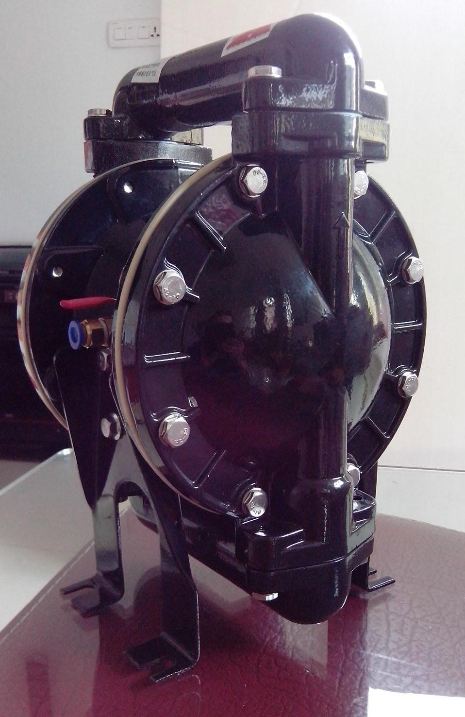 QGB-25气动砂磨机泵