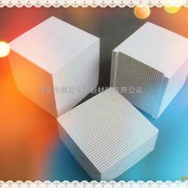 蜂�C陶瓷催化�┹d�w 100*100*40蜂�C陶瓷
