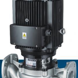 不锈钢立式冷热水管道增压泵