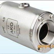 德国AKO内螺纹气动夹管阀VMC系列