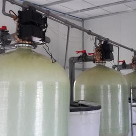 富莱克3900时间型流量型控制阀钠离子软水器