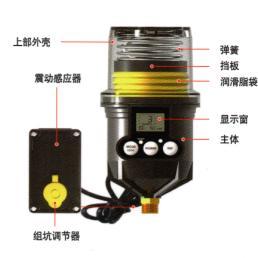 Pulsarlube mi 智能型震动加脂器|感应式自动机械加油器