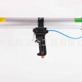 台湾纳玛NAMA气动玻璃胶枪打胶枪 590ml气动软胶枪TK-3600