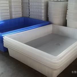 广东1.8米塑料水箱养鱼 水产养殖鱼箱 鱼桶 养鱼水槽
