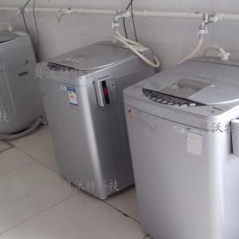 员工浴室限时水控机,智能卡控水机,刷卡洗澡控水系统