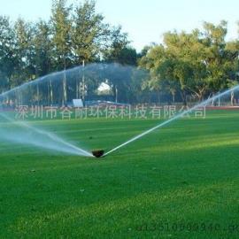 专业承接学校住宅区写字楼花园喷灌喷淋工程