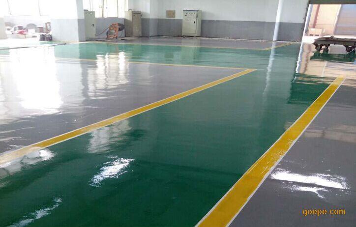 环氧树脂砂浆地坪
