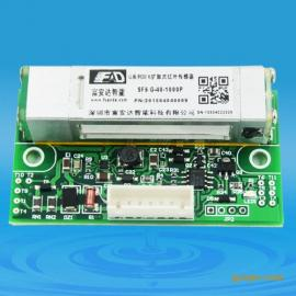 红外六氟化硫(SF6)气体传感器SF6/G-40-1000ppm(G系列)