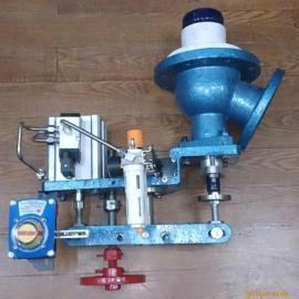 LSW-200L直行程阀门限位开关成套 电磁阀 气动执行器