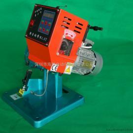 1.8T静音铜带机3MM铜带压接机代替电阻焊锡机铜线对接压线环保