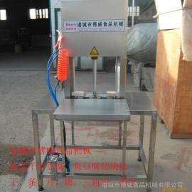 新式鱼豆腐机花式切割专家报价适中选博威机械
