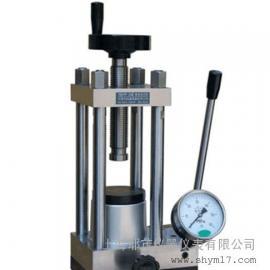 769YP-24B手动粉末压片机