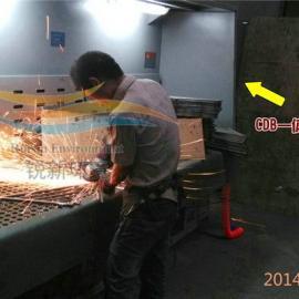 供应金属工件打磨、抛光吸尘工作台
