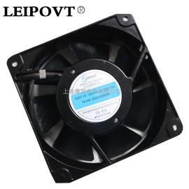 220V监控设备箱排风扇 防水电箱散热风扇 电器柜散热