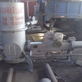散装水泥输送泵-散装水泥输送设备HG腾达直销