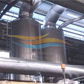 纺织行业定型机尾气处理装置