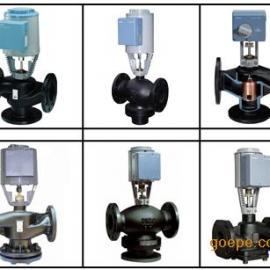 厂家钜惠DLRV国产电动温控阀西门子混装电动调节阀
