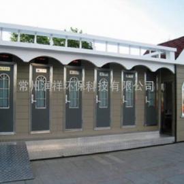 供应陕西 内蒙 陕西移动公厕 常州润祥移动厕所厂家