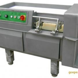 冻肉切丁机,冷冻肉切割机,冻肉切丁机厂家