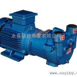 2BV-2061水环真空泵厂家真空泵厂家不锈钢真空泵