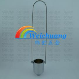 特价处理岩田2号油漆粘度杯|油漆测量2号杯子NK-2