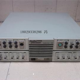 美国AP系统一SYS-222模拟音频分析仪带实时频谱功能
