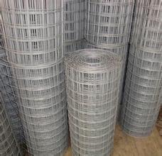 白钢焊网12.5mm网孔不锈钢网