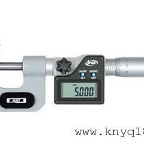 291-41-410青量IP65电子奇数沟千分尺