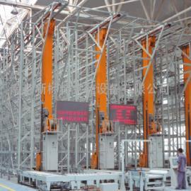 自动化立体仓库货架,南京新标特仓储设备有限公司