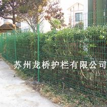 临安基坑临时护栏 临安临时建筑围栏网 绿色低价铁丝网