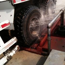 武汉基坑滚轴式洗轮机、武汉转轴滚筒式洗轮机