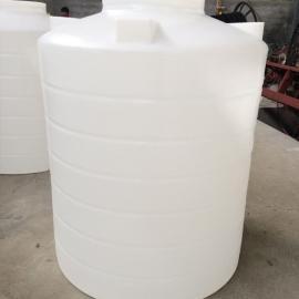 供应德州临邑PE3000L水箱  加药箱搅拌机