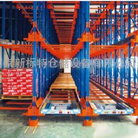 穿梭车货架,南京新标特仓储设备有限公司