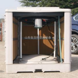 蒸发式水帘冷风机、环保空调高温车间专用全国销售安装