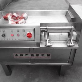 冻肉切丁机价格,多功能切肉丁机,切牛肉丁机
