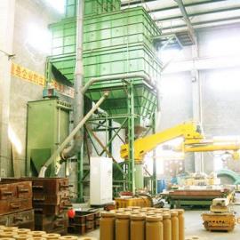 树脂砂混砂机铸造厂专用树脂砂混砂机――宜兴金力拓