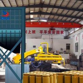 树脂砂混砂机铸造厂优质树脂砂混砂机金力拓专业生产安装厂家