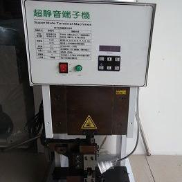 海胜厂家直销,8吨超静音端子机,端子压接美观