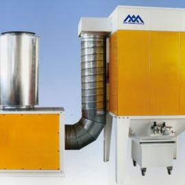 众艾ZA-FT600中央分体式焊烟净化器