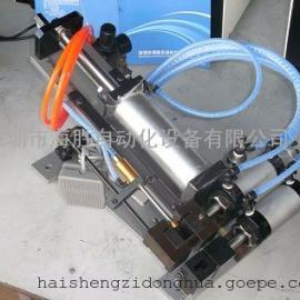 生产直销气动剥线机315气电式剥线机电缆剥皮机自动剥线机300MM长