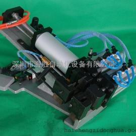 416气动剥皮机半自动剥线机120平方剥线机电缆剥皮机半自动剥线