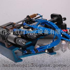 305气动剥皮机裁线机 剥外皮机 气电式剥线机 电缆电线剥皮机