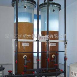 供应混床有机玻璃柱 200*2000离子交换柱 透明玻璃柱