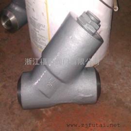 H65Y-250高压锻钢Y型止回阀