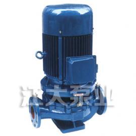 江大泵业供应IHG(ISG) 化工管道增压泵
